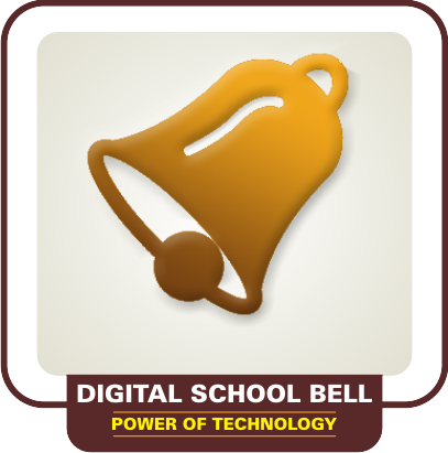 DIGITAL SCHOOL BELL